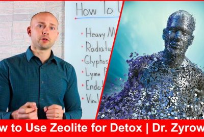 How To Use Zeolite For Detox | Clinoptilolite Zeolite