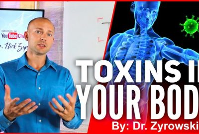 How to DETOX Your Body of Toxins & Warning Signs of Toxins That Make You Sick